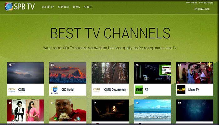 Daftar Situs Streaming Nonton TV Online Terbaik
