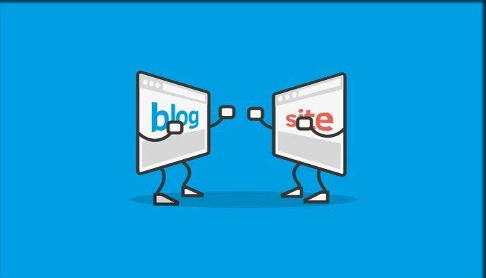 Apa itu blog dan website ?