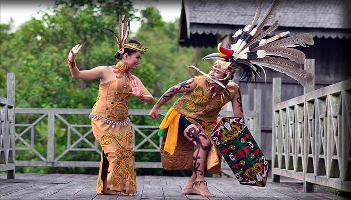 Budaya Kota Palangkaraya