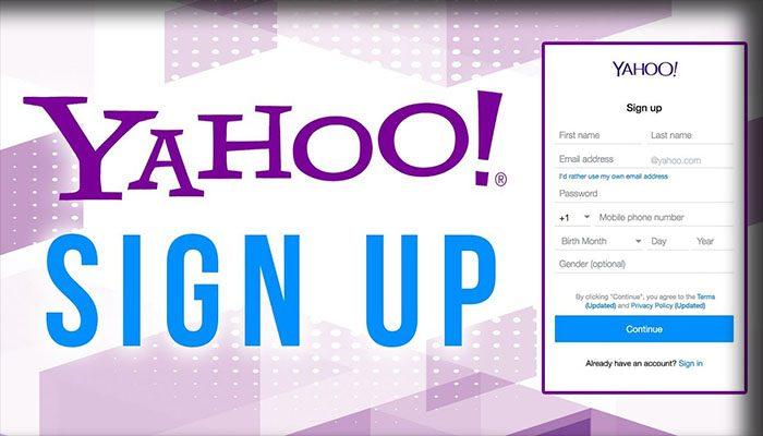 Cara Mendaftar Yahoo Mail Indonesia