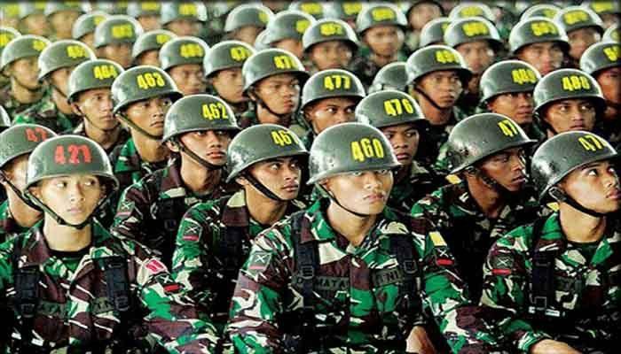 Daftar Gaji TNI Terbaru Dan Terupdate