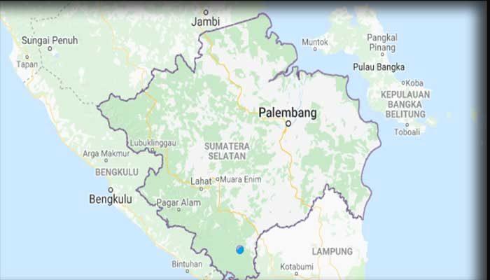 Geografi Kota Palembang