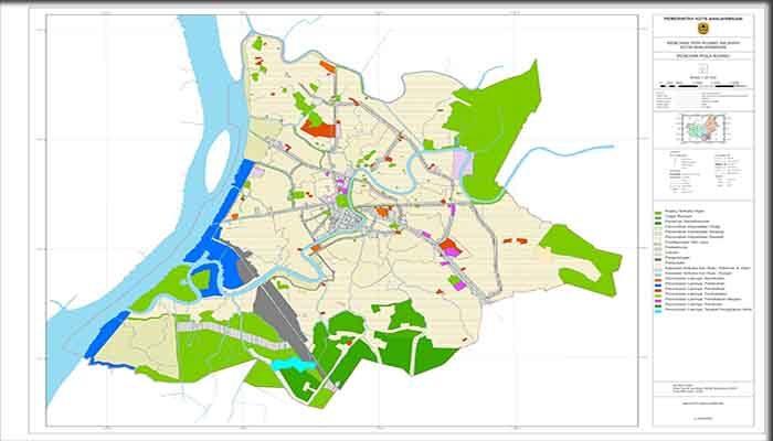 Geografis Kota Banjarmasin