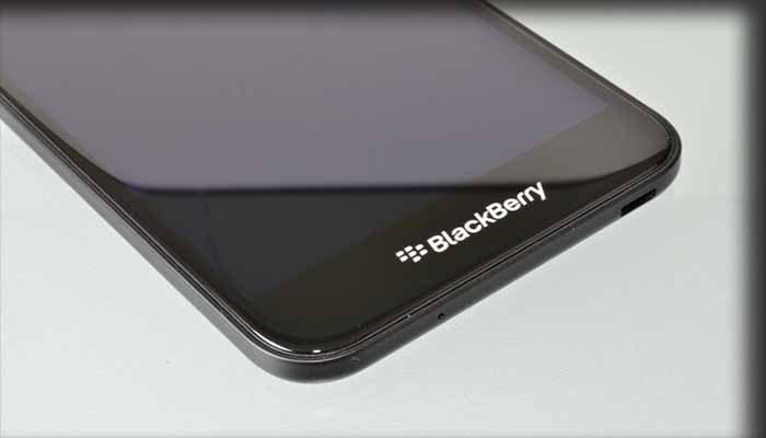 [Review] Blackberry Aurora - Smartphone Ram 4GB Murah Meriah
