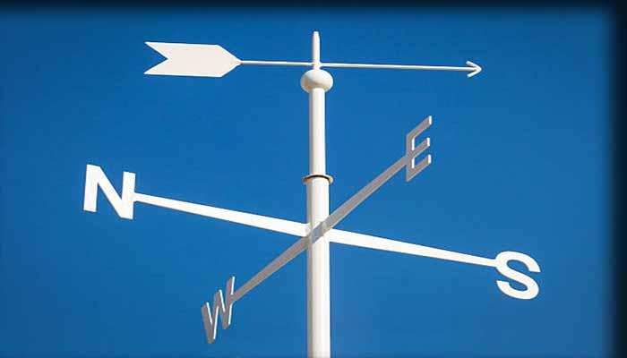 Arah Mata Angin : Definisi, Manfaat, Jenis, Cara Menentukan, dan Komponen