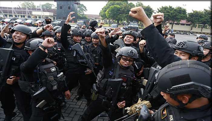 Kenaikan Gaji Polisi