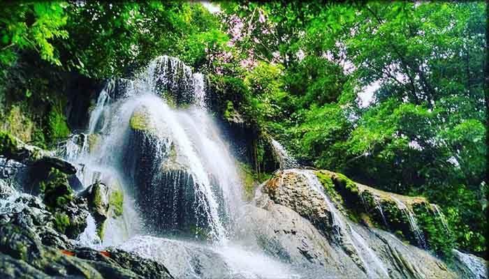Air Terjun Ceuraceu - Kecamatan Pandrah