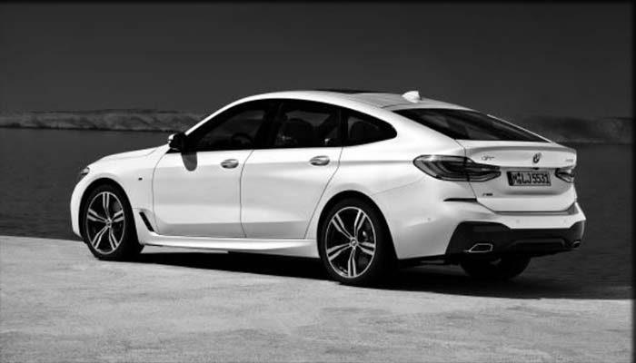 BMW Seri 6 Grand Turismo