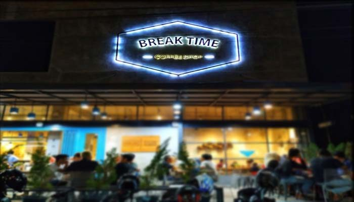 Break Time Coffee Cafe