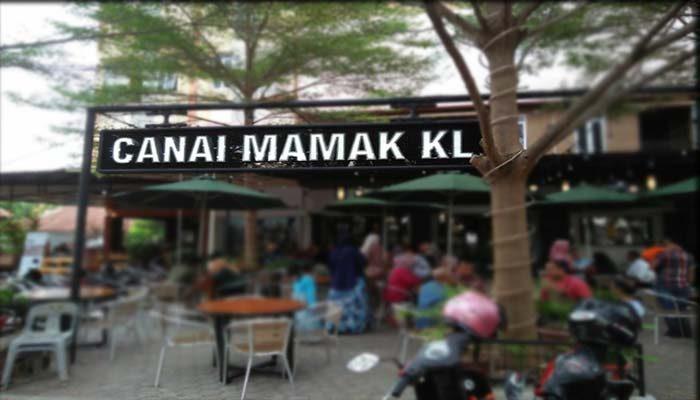 Canai Mamak Kuala Lumpur