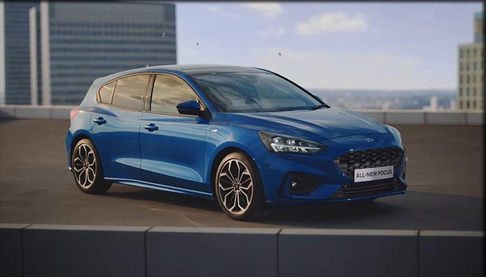 Ford All New Focus