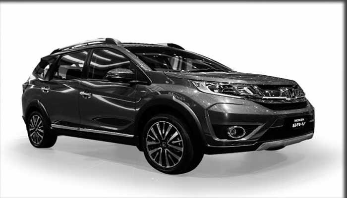 Honda New BR-V
