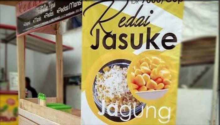 Jasuke (Jagung, Susu, keju)