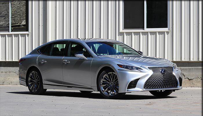 √ 5 Model Mobil Lexus Keluaran Terbaru Dan Terlaris