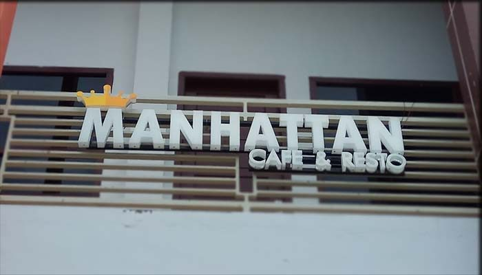 Manhattan Cafe and Resto