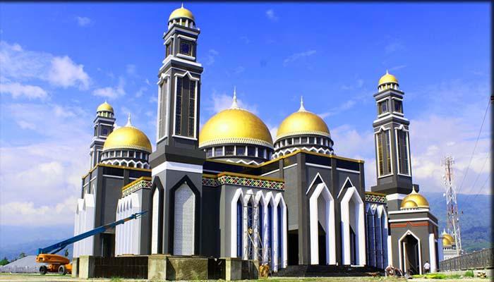 √ 8 Masjid Terbesar Di Aceh Yang Harus Dikunjungi