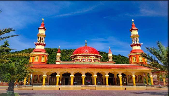 Masjid Agung Istiqamah, Tapaktuan
