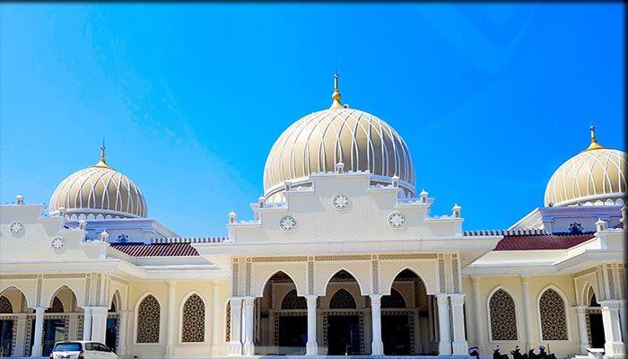 Masjid Agung Sultan Jeumpa, Bireuen