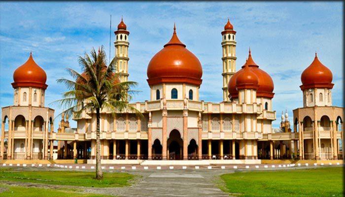 Masjid Agung di Meulaboh