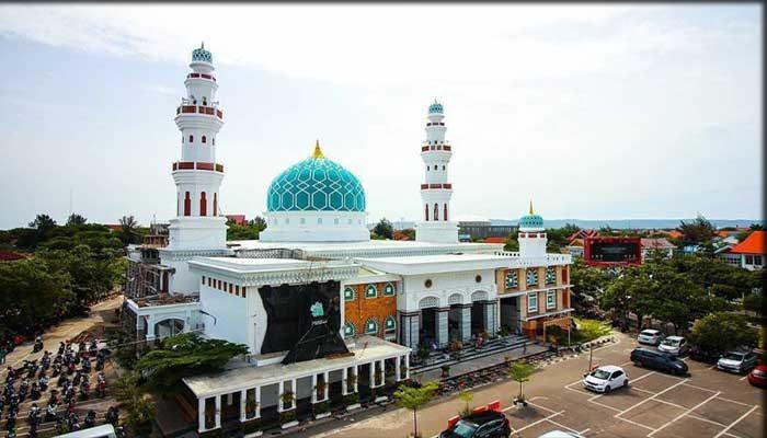 Masjid Oman, Lampriet Banda Aceh