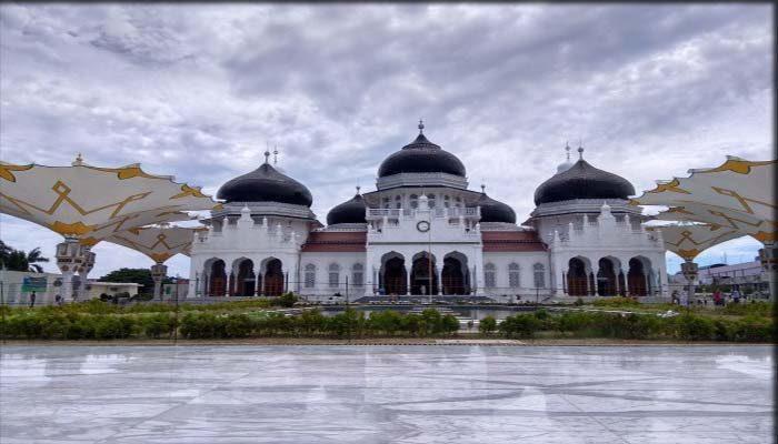 Masjid Raya Baiturahman Banda Aceh