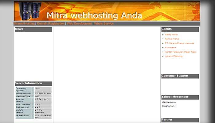 MitraHosting