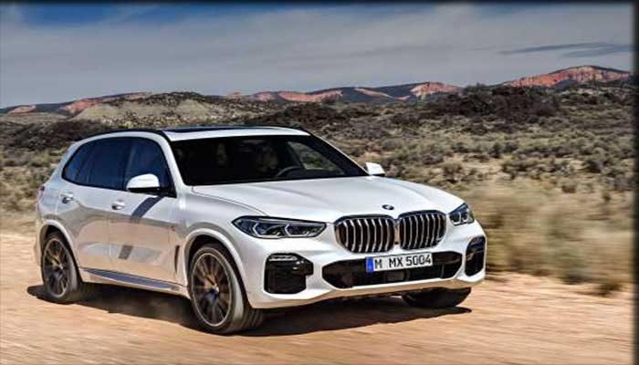 Mobil BMW X