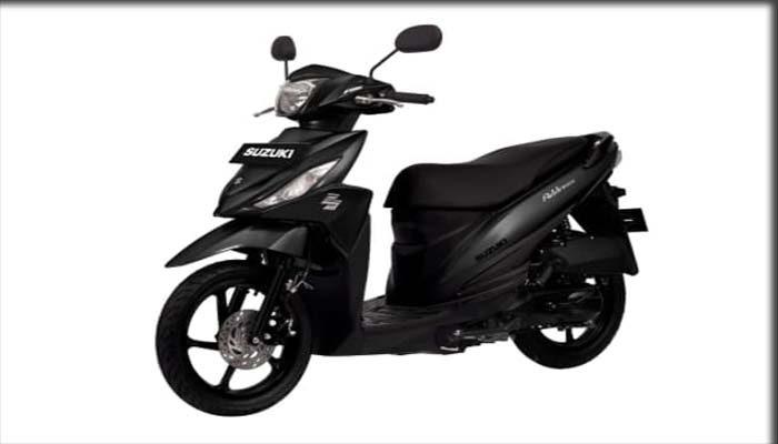 Motor Matic Suzuki Address FI