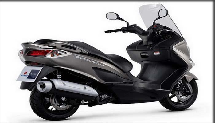 √ 7 Model Motor Matic Suzuki Terbaru Dan Terlaris