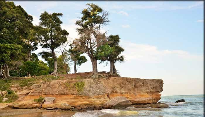 Pantai Reuleung Manyang - Kecamatan Pandrah