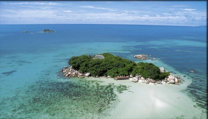 Pulau Keluang dan Pulau Tsunami