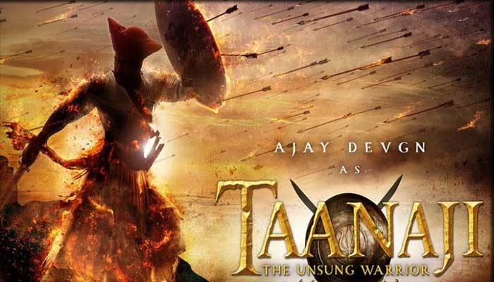 Taanaji: The Unsung Warrior