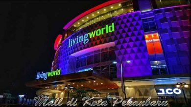 Photo of √ 9 Mall di Kota Pekanbaru yang Paling Populer