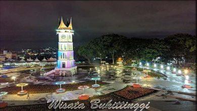Photo of √ 9 Destinasi Wisata di Bukittinggi yang Banyak Dikunjungi