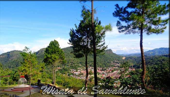 √ 13 Destinasi Wisata di Sawahlunto yang Sedang Hits