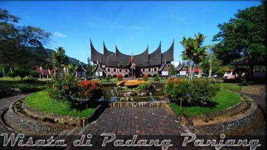 Photo of √ 11 Destinasi Wisata di Padang Panjang yang Menarik