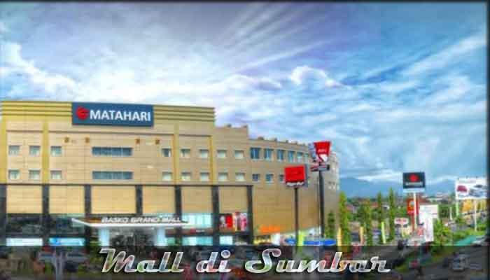 √ 7 Mall di Sumatera Barat yang Paling Populer