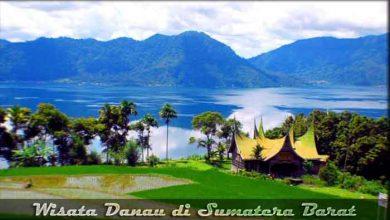 Photo of √ 8 Destinasi Wisata Danau di Sumatera Barat yang Terindah