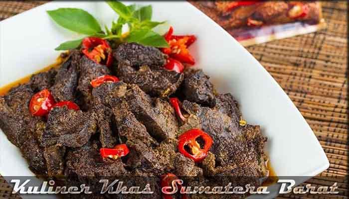 √ 7 Kuliner Khas Sumatera Barat yang Patut Dicoba
