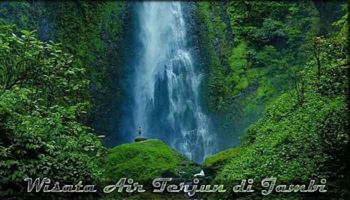 √ 5 Destinasi Wisata Air Terjun di Jambi yang Sedang Hits
