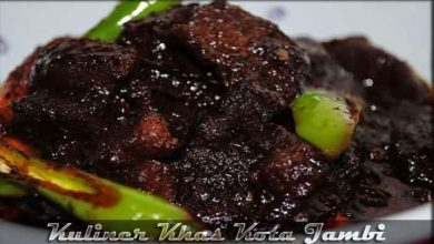 Photo of √ 17 Kuliner Khas Kota Jambi yang Wajib Dicoba