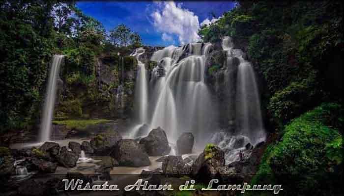 √ 16 Destinasi Wisata Alam di Lampung yang Sedang Hits