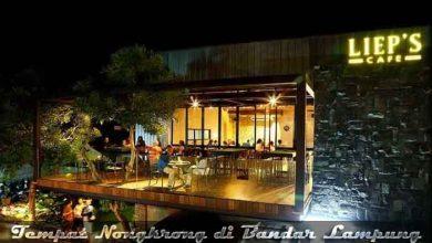 Photo of √ 10 Tempat Nongkrong Generasi Milenial di Bandar Lampung