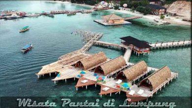 Photo of 14 Destinasi Wisata Pantai di Lampung yang Menarik dan Indah