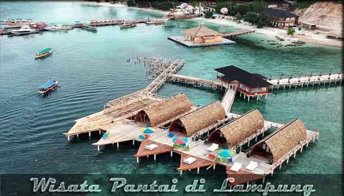14 Destinasi Wisata Pantai di Lampung yang Menarik dan Indah