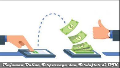 Photo of √ Top 7 Pinjaman Online Terpercaya dan Terdaftar di OJK 2019