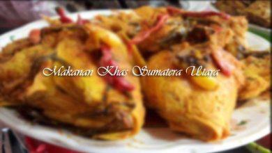 Photo of √ 10 Makanan Khas Daerah Sumatera Utara yang Patut Dicoba