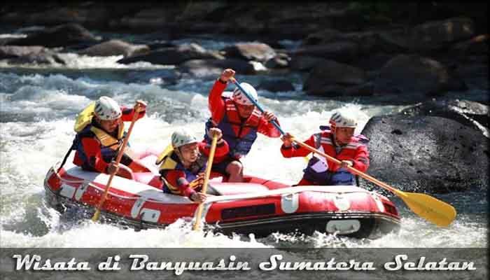 √ 7 Destinasi Wisata di Banyuasin yang Sedang Hits