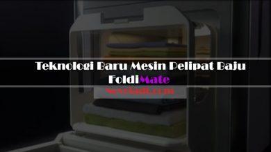 Photo of Teknologi Baru Mesin Pelipat Baju | FoldiMate