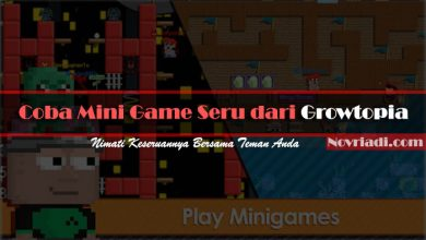 Photo of Coba Mini Game Seru dari Growtopia | Link Download Game